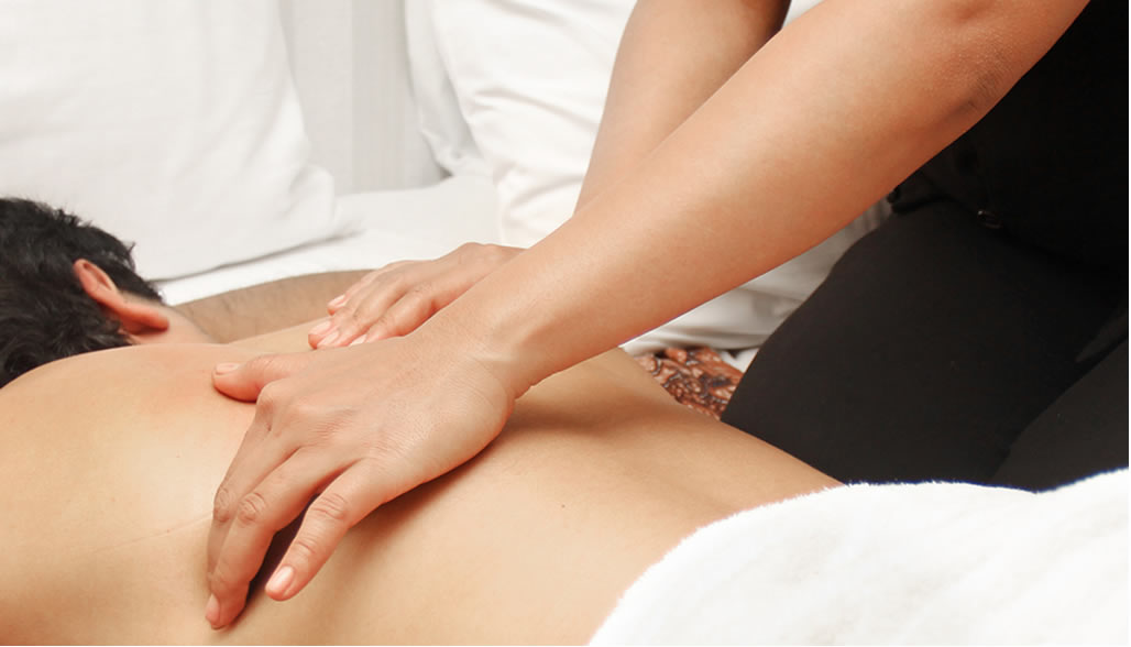 SPA-QUALITY MASSAGE, ANYWHERE YOU WANT
